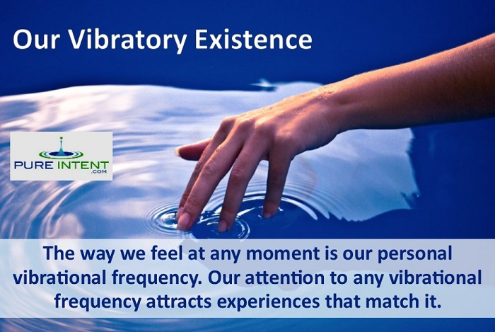 Our Vibratory Existence